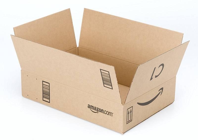 Hộp carton hàng hóa