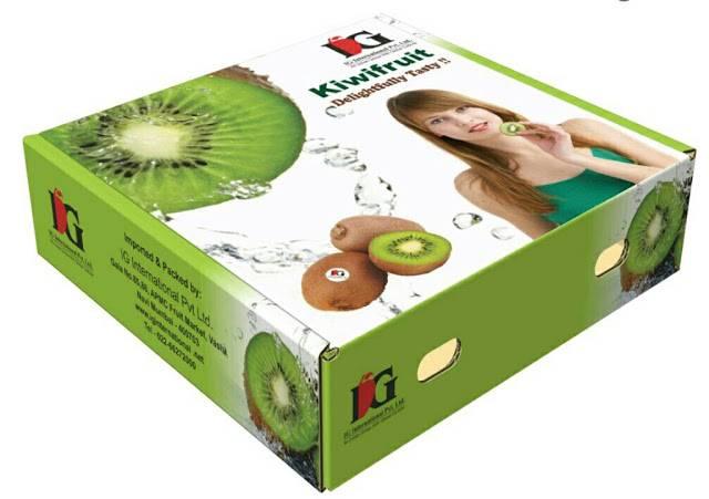 Hộp carton đựng trái cây