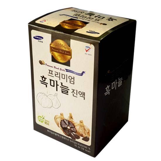 In hộp tỏi đen Hàn Quốc