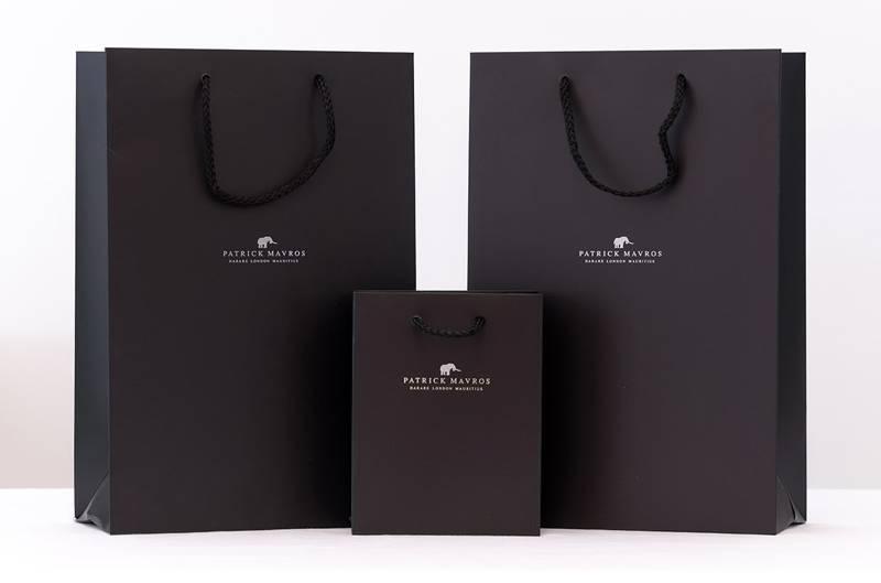 Túi giấy shop thời trang